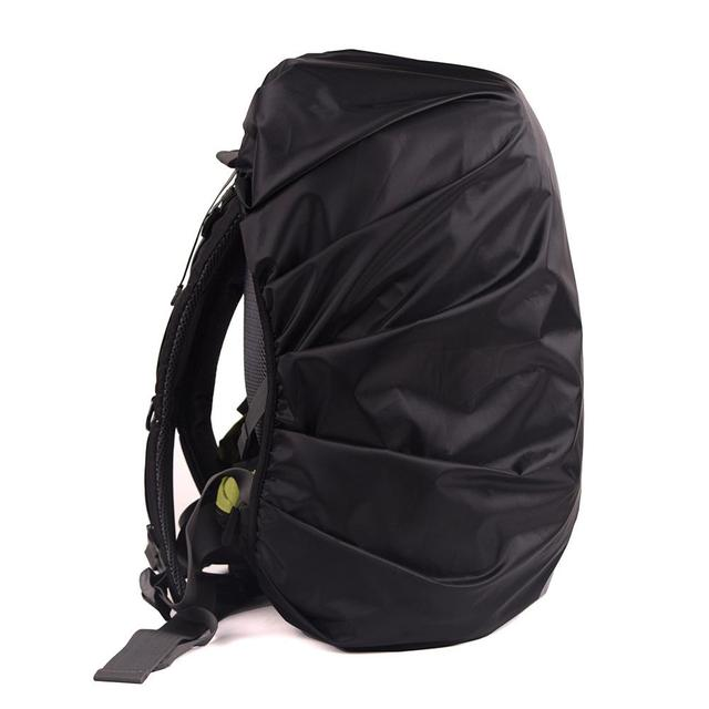 AiiaBestProducts 25-55L Outdoor Climbing Hiking Backpack Rain Cover 5