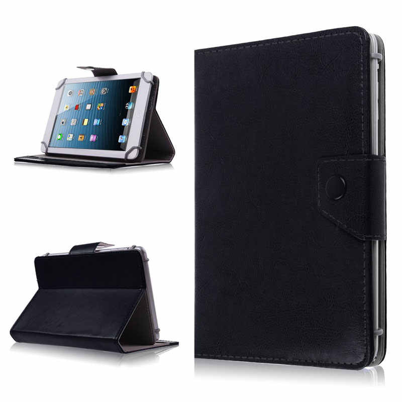 "Universal PU leather case voor PRESTIGIO Multipad WIZE PMT3171 3161 3151 3771 3131 5021 5011 5001 3111 10.1 ""inch tablet"