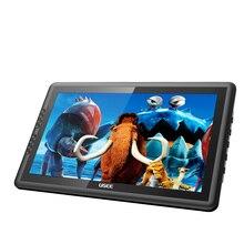15.6 Inch 16 : 9 IPS Digital Drawing Tablet HDMI Windows MACOS 178 Degree Full Viewing Angle 8 Function Key Digital Tablet