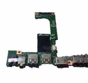 Image 2 - מחשב נייד USB/אודיו לוח עבור MSI GE60 2 pc GE60 2PC MS 16GFB MS 16GF1 GP70 MS 175A1 VER: 1.1 90% חדש בשימוש