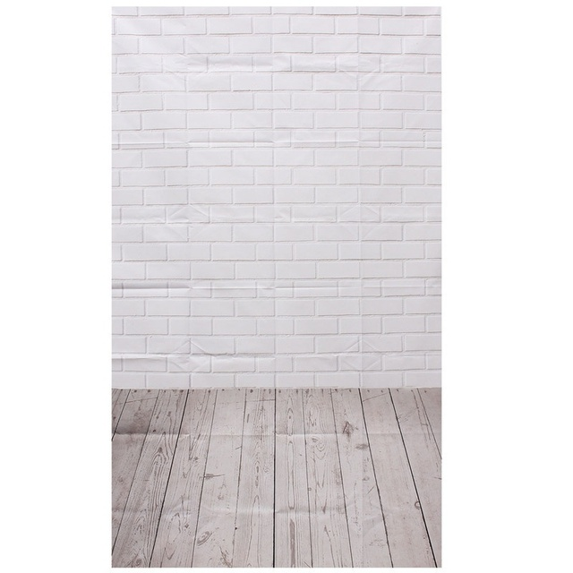 White Wall Photo Background