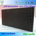P10 крытый полноцветный рекламных носителей из светодиодов дисплей модуль