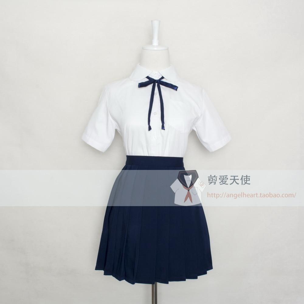 JK Cosplay Sailor Japanese School Uniform.