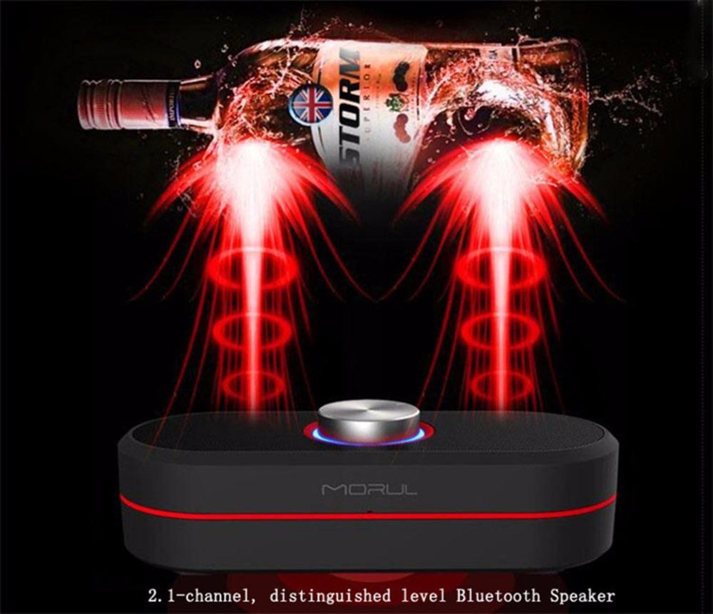 Prix pour Mifo H2 Bluetooth Haut-Parleur Portable Subwoofer Extérieure Sans Fil Parle lecteur MP3 Haut-parleurs support NFC Double Canal Stéréo