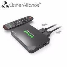 HDML-Cloner Box развиваться переключатель KVM HDMI видео игры Capture 1080 P в USB Disk TF ПК для DVD PS3 PS4 Xbox Nintendo ТВ телеприставки