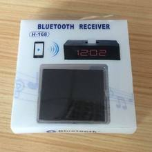 500pcs/Lot Bluetooth Music Audio Adapter 30Pin Bluetooth Receiver for iPod Touch for iPhone to connect Dock Speaker play music