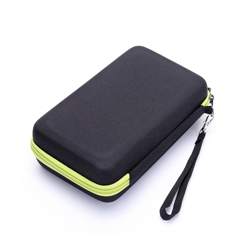 Brand Men's Razor Blades Travel Storage Carrying Case For Philips Norelco OneBlade QP2530 QP2520 Trimmer Box EVA Hard Bag