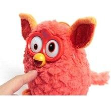 Дропшиппинг Boexed Плюшевые Интерактивные игрушки Phoebe электрические Домашние животные Сова Эльфы Плюшевые игрушки Запись говорящая игрушка Подарки Furbiness boom