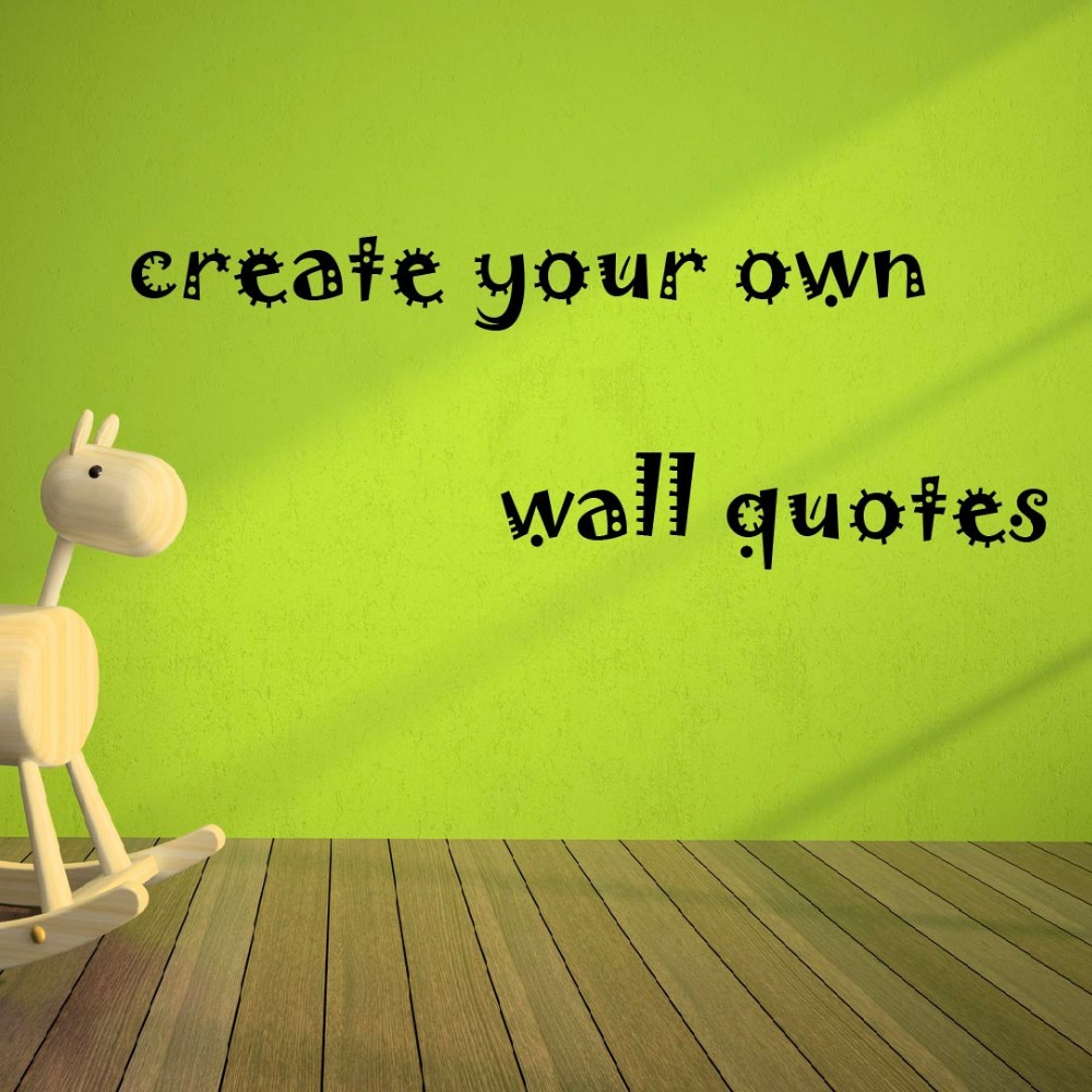 Popular Custom Wall Decal Buy Cheap Custom Wall Decal lots from