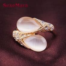 Vintage Big Ring erkek yuzuk masonic ouro Mosaic Opal punk rings For Women Turkish Jewelry 235 anel masculino anel donna aneis