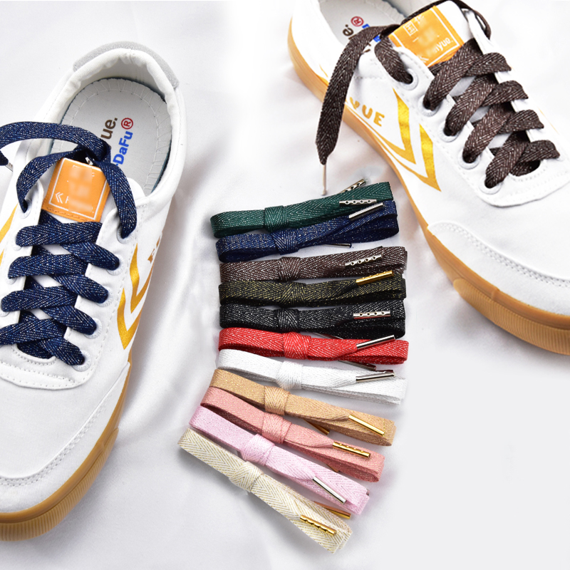 entire collection cheapest wholesale online Women Men shoe laces Black WHITE Letter Lovers shoes rope Colour ...