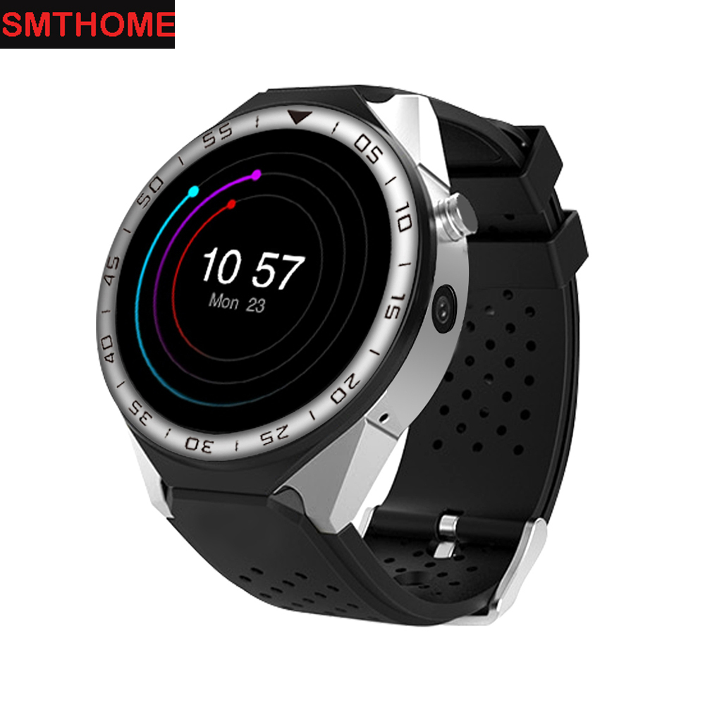 S99C Android Smart Watch 3G SIM ROM 16GB RAM 1GB MTK6580 Quad Core 5.0 MP Camera Bluetooth Watch Pedometer Heart Rate Wifi GPS finow x5 air 3g smartwatch phone 1 39 inch android 5 1 mtk6580 quad core 1 3ghz 2gb ram 16gb rom gps bluetooth 4 0 pedometer