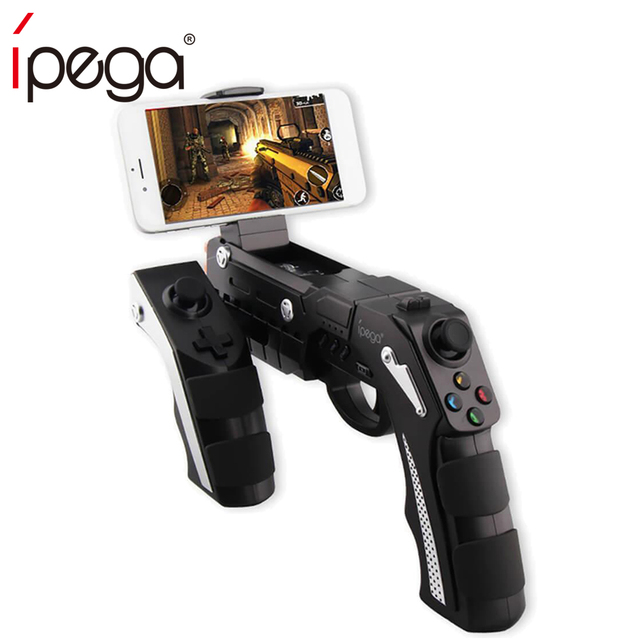 Trigger Gun Joystick For Android iPhone Cell Phone Mobile iPad PC Computer Controller Gamepad Game Pad Gaming Control Cellphone 1
