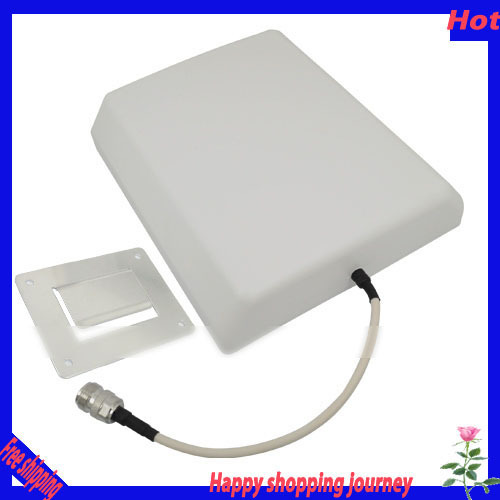 Ao ar livre antena direcional Do Painel para GSM 3G impulsionador do telefone móvel CDMA, repetidor, amplificador suporte 3G rede