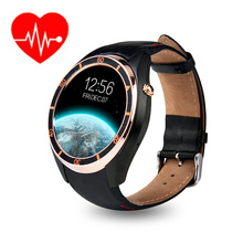 2017 Android 5.1 Smart Watch Support Heart Rate GPS Bluetooth Smartwatch for Androoid Phone Watch with MTK6580 512MB RAM 4GB ROM