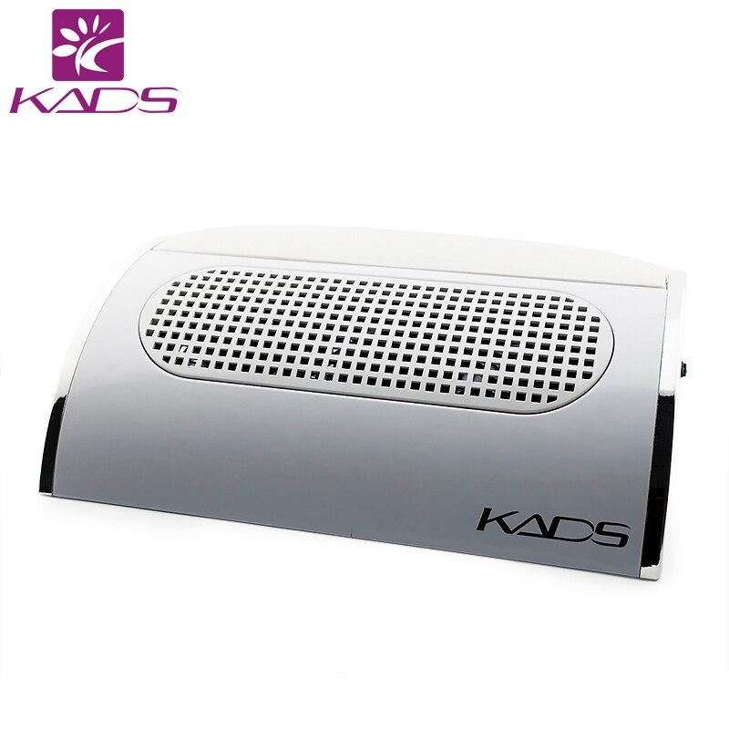 KADS 110 В & 220 В Пылеуловитель для ногтей Пыль всасывающий коллектор С Ручной Отдых Дизайна Для Ногтей современного Оборудования