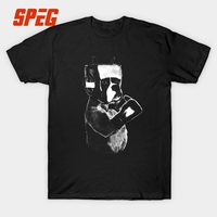 Cool Shirts For Guys Boxer French Bulldog Funny Animal Man 100 Cotton Short Sleeve T Shirt