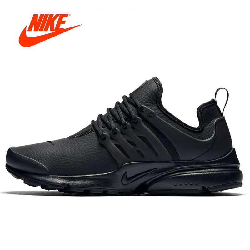 Original New Arrival Official Nike AIR PRESTO Women's Low Top Running Shoes Sneakers кроссовки nike air presto br qs 789869 001 100