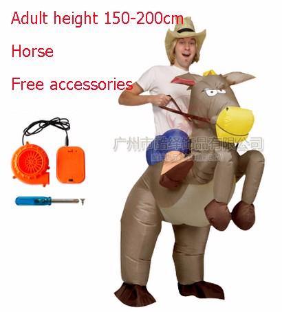 DB23985 inflatable dinosaur costume-19
