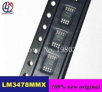 10PCS LM3478MM LM3478MMX S14B MSOP-8