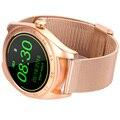 Мужчины Смарт Наручные Часы-Телефон Монитор Сердечного ритма Наручные Часы С Сенсорным Экраном Роскошь Smartwatch Bluetooth Для iOS Android PK KW88 G6