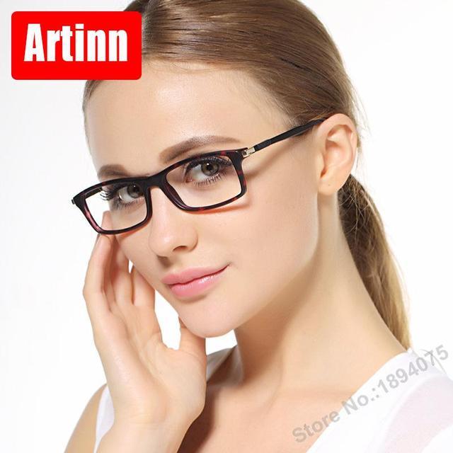 f718a7e18a Prescription eyeglasses frames men eye glasses women computer eyewear nerd  eye wear optical clear lenspc spectacl