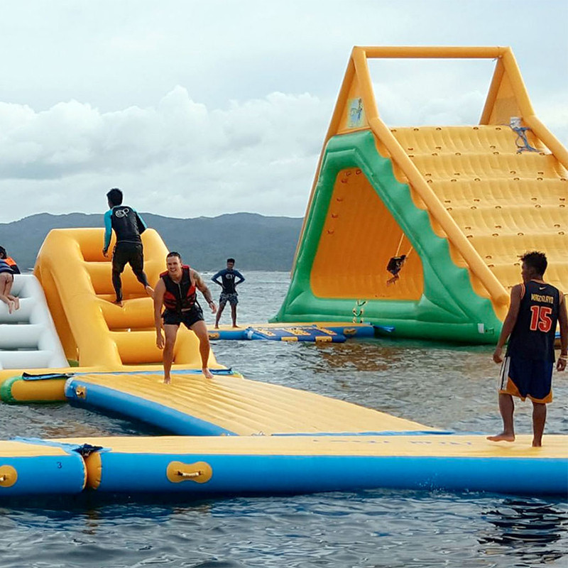 HTB1L9gbX5frK1RjSspbq6A4pFXaz - Air-tight technology floating inflatable commercial water park games for sale