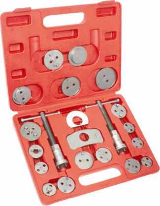 WINMAX 21 Pc universel frein à disque étrier Piston Pad voiture rembobinage retour Auto réparation outil Kit vente au détail et en gros WT04B4001