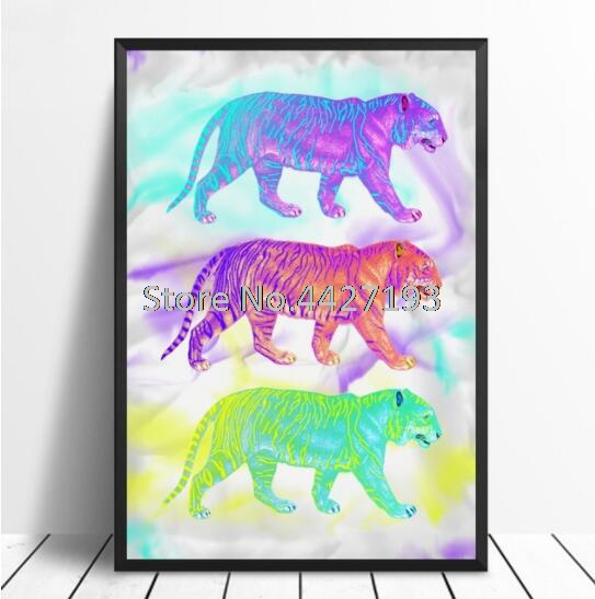 5d Full Diamond Painting animal tiger diamond Cross Stitch DIY Diamond embroidery Square Drill Diamond Mosaic Home Decoration in Diamond Painting Cross Stitch from Home Garden