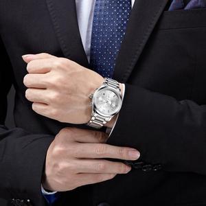 Image 5 - DOM メンズ腕時計トップブランドの高級防水機械式男ビジネスマンリロイ hombre マルカデ lujo 男性 M 812D 7M