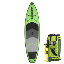 ФОТО 11 feet professional surfboard beach surfing water skiing inflatable boards pvc surfboards bodyboards for water sports drifting