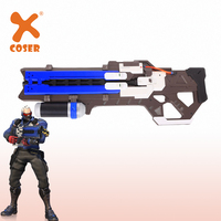 XCOSER Overwatch Soldier 76 Cosplay Prop Halloween Party Prop Professional Cosplay Costume High imitation Cool High Quality Gift