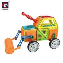 BD обучающий Блок Детские магнитные строительные игрушки для дошкольников