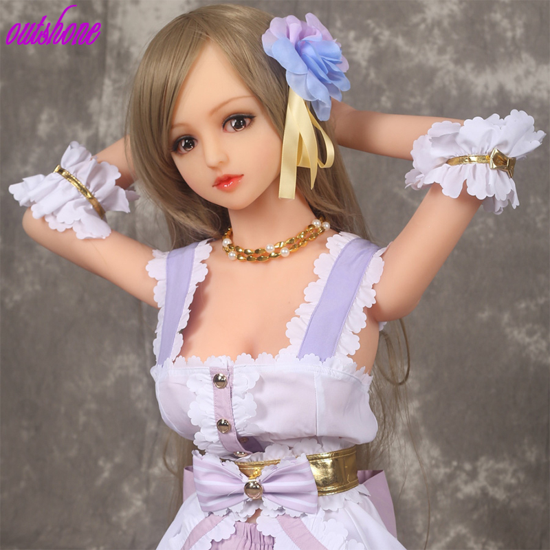 free shipping new items <font><b>140cm</b></font> <font><b>sex</b></font> <font><b>doll</b></font> small chest small <font><b>sex</b></font> toys to Europe image