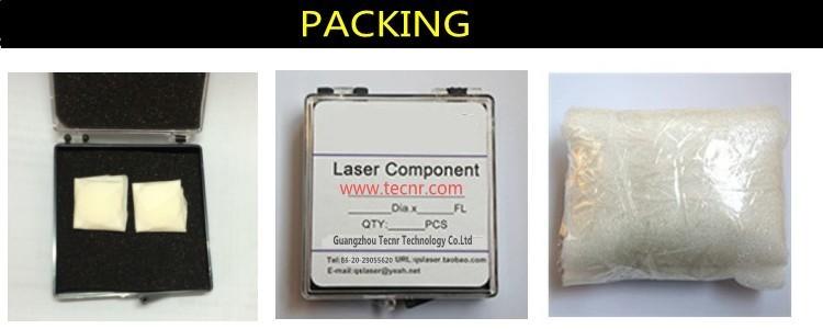 laser lens packing_