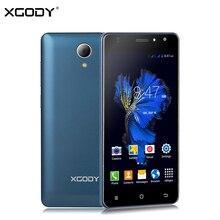 Xgody x200 pro 5.0 дюймов 4 г lte смартфон android 6.0 mtk6737 quad Core 1 ГБ RAM 8 ГБ ROM Dual SIM 8MP X200pro Дешевые Мобильные Телефоны