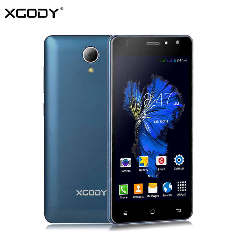 XGODY X200 Pro 5.0 Pulgadas 4G LTE Smartphone Android 6.0 MTK6737 Quad Core 1 GB