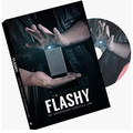 2016 New Arrivals Grade Flashy (DVD and Gimmick) - Trick,Stage Magic,Close up,Card Magic props,Fun,Illusion,mental,street magic