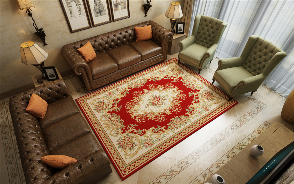appealing living room persian carpet | Persian Style Area Rugs Sofa Tea Table Bedroom Bedside ...