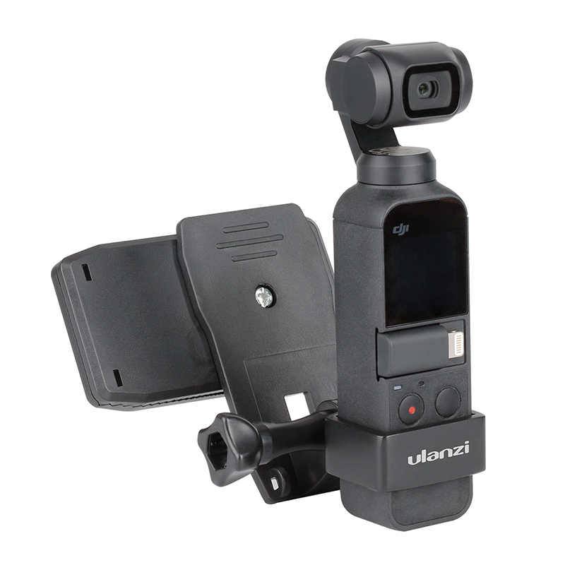 Ulanzi OP3 Backpack Clip For Dji Osmo Pocket Handheld Stand Expansion Bracket Mount Adapter Handheld Gimbal Accessories