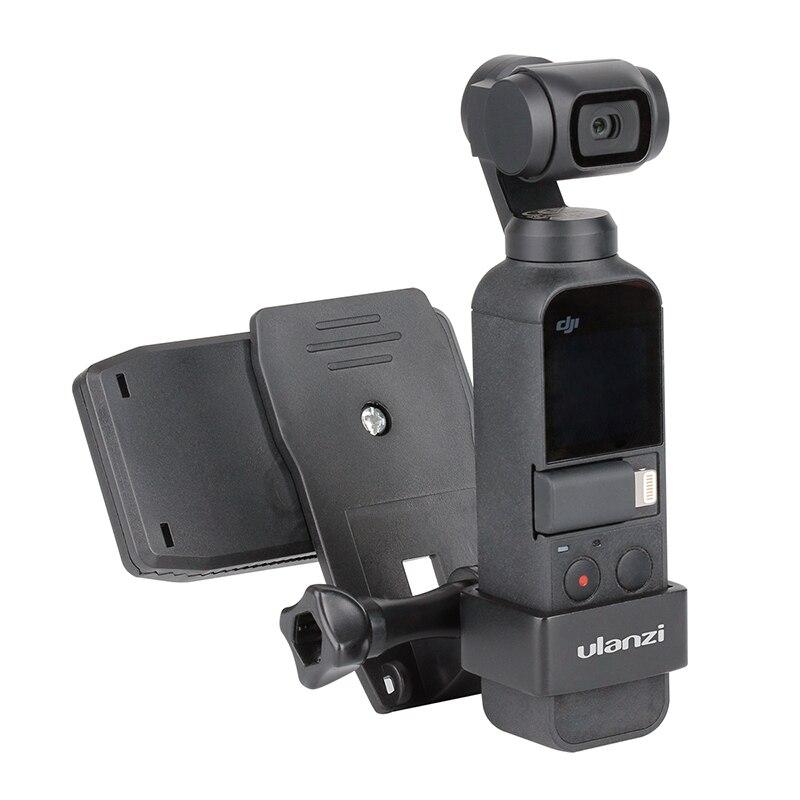 Ulanzi OP3 de cardán portátil soporte accesorios para Dji Osmo bolsillo prolongación adaptador