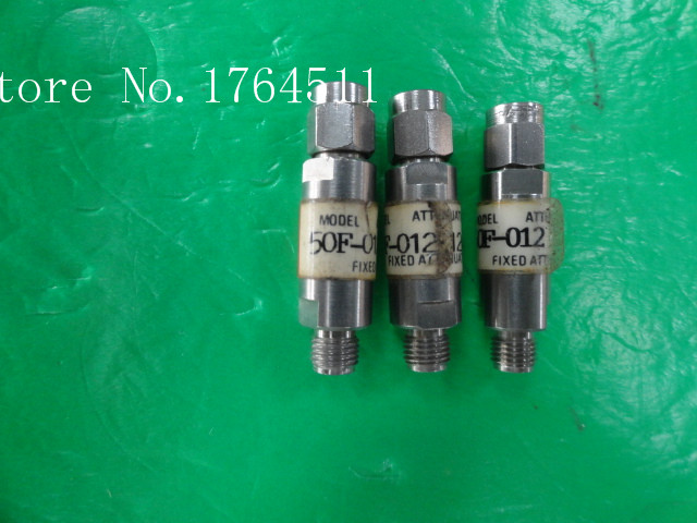 [BELLA] JFW 50F-012 RF Coaxial Fixed Attenuator DC-2GHz 12dB 2W SMA  --10PCS/LOT