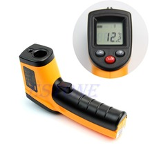 F85 Free Shipping Nice Non-Contact LCD IR Laser Infrared Digital Temperature Thermometer Gun KF31