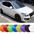 8m Tire Care Protector Wheel Hub Stickers Strip Protector For BMW Volkswagen Opel Toyota Nissan KIA Hyundai Car Styling