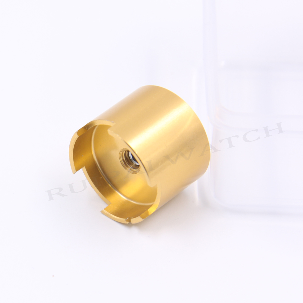 Free Shipping Watch Movement Holder for RLX Cal # 2135 Gold