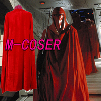 Star Wars Imperial Emperor S Red Royal Guard Cosplay Costume Full Set Uniform For Party Halloween