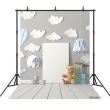 קיר לוח צילום רקע רצפת עץ רקע לצילומים ילדי בושם קרם מתנת בד תפאורות צילום סטודיו