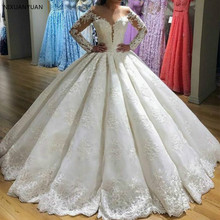 NIXUANYUAN Wedding Dress 2019 Ball Gown Bride Dresses