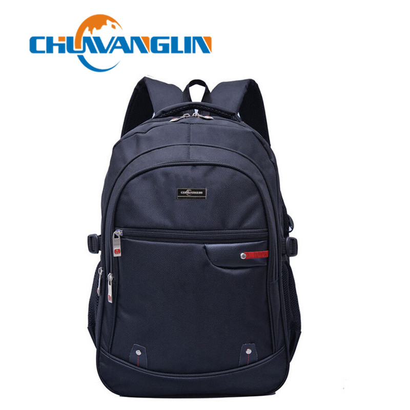 Chuwanglin Laptop Backpack Men's Travel Backpack Waterproof Nylon School Bags for Teenagers Male Bag male backpacks ZDD120102