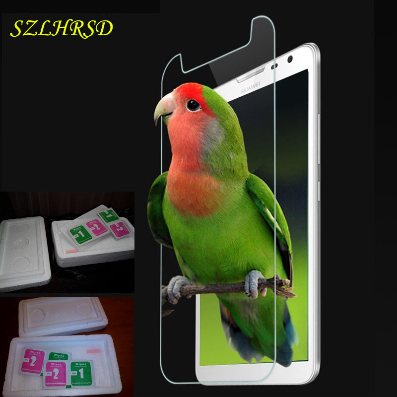 9H 2.5D 5.0 inch Universal Tempered Glass Screen Protector For Fly IQ456 ERA Life 2 Protective Screen Glass Film fly iq 456